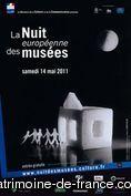nuit, musée