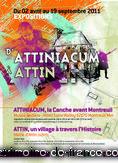 Attiniacum, vallée de la Canche, Montreuil