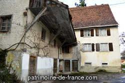 Moulin Bas, ferme