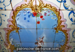 Patrimoine classé, étudié ou inscrit dit 'Boulangerie' à paris 15eme arrondissement (paris 75015).