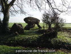 Dolmen de Fontenaille