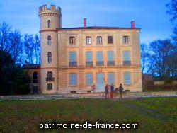 Château de Lenfant (ou Lanfant)