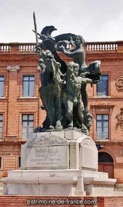 Monument aux morts de la guerre de 1914 - 1918