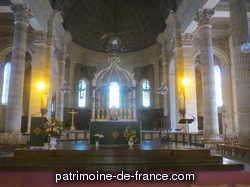 Patrimoine classé, étudié ou inscrit dit 'Eglise Saint-Louis' à la roche sur yon (vendee 85000).