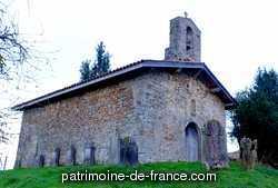 Ancienne église paroissiale Notre-Dame de la Jayère