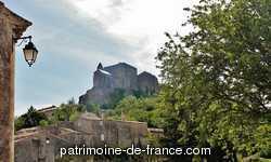 donjon ; château fort