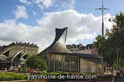 église Ste Jeanne d'Arc