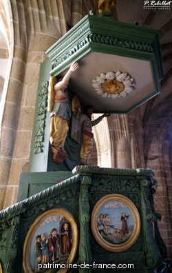 Image du monument proposée par Pascal-Jean Rebillat Photographies pour Patrimoine de France.