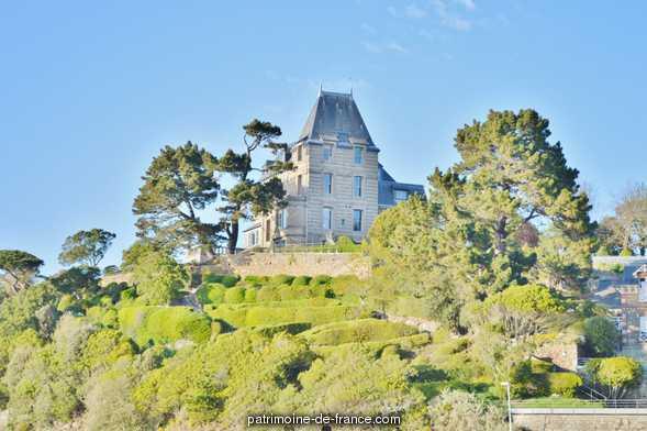 Maison de villégiature balnéaire dite villa de Mortemart, puis dite villa Saint-Germain