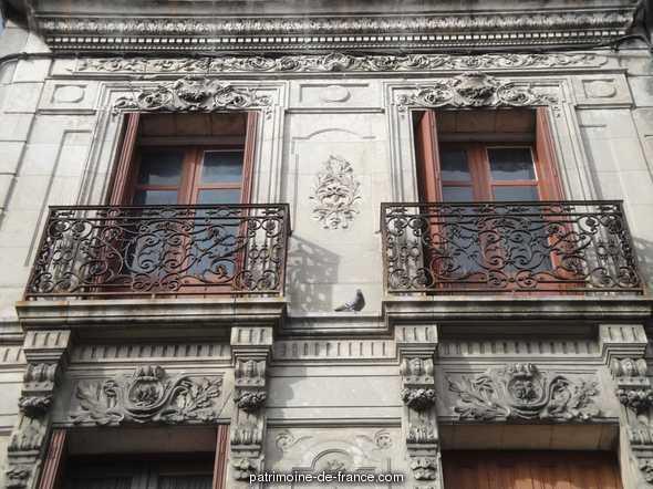 Maison 33 rue d'Agen à Villeneuve sur lot.
