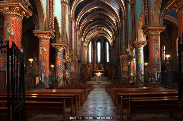 Abbaye Saint-Michel de Frigolet, French Heritage monument to Tarascon.