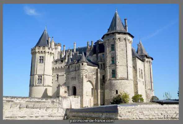 Château et son enceinte bastionnée