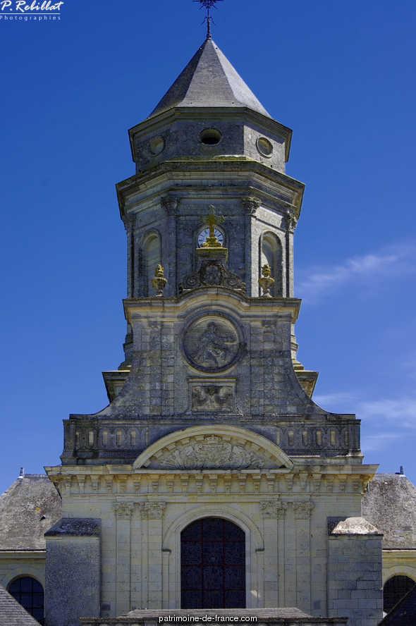 Abbey of Montglonne, Abbey of Saint-Florent-le-Vieil, French Heritage monument to St florent le vieil.