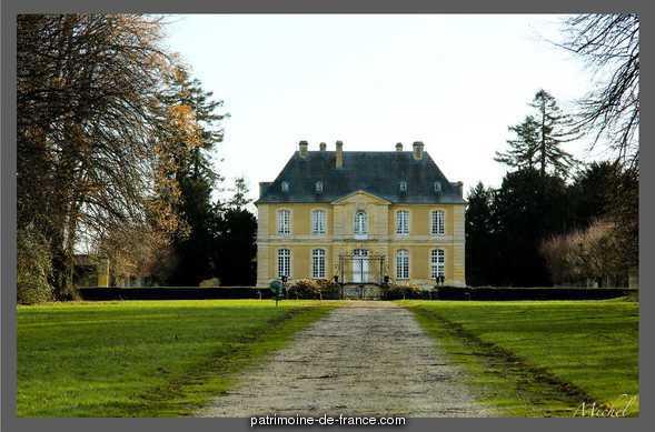 Château du Mesnil-d'O