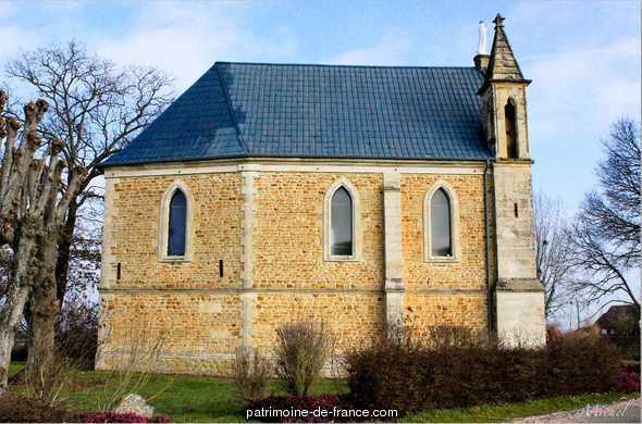 Chapelle Saint Jean-de-Malpas à Boulon