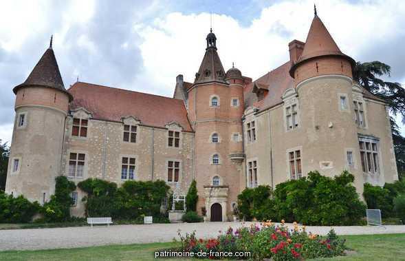 Château de la Serre à Cambounet sur le sor.