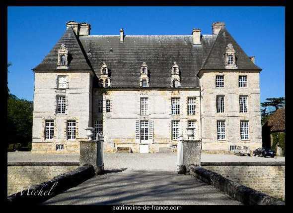 Château  lieu dit le Logis