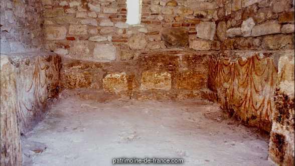 Site archéologique de Sainte-Sigolène à Lagrave.
