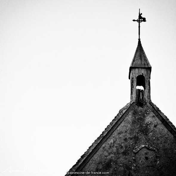 Ancienne église paroissiale de Saint-Hilaire des Noyers, actuelle chapelle Saint-Hilaire des Noyers à St denis d authou.