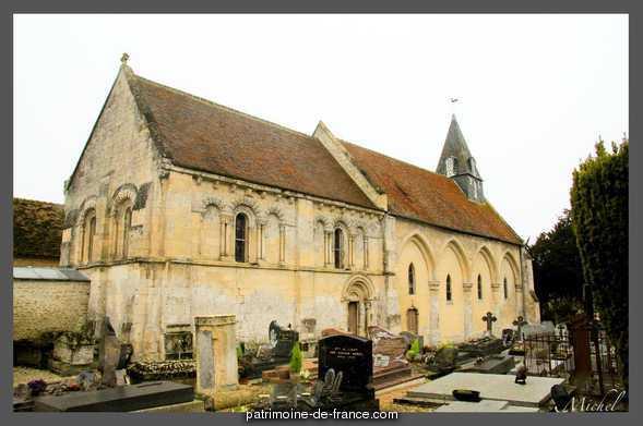 Eglise d'Ouezy