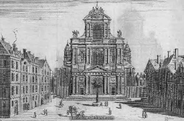 Eglise Saint-Gervais-Saint-Protais