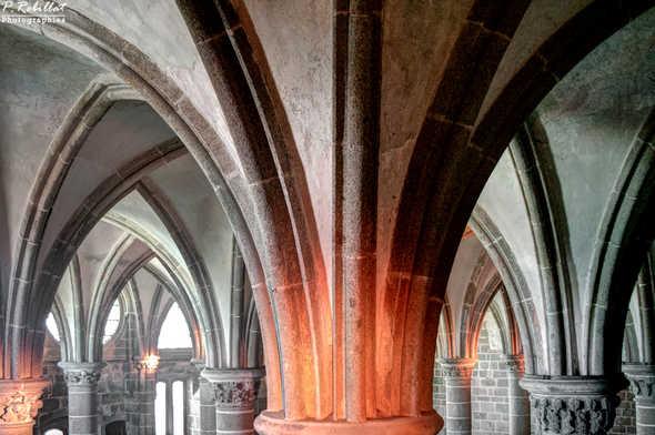 Mont Saint-Michel, Histoire et légendes anciennes