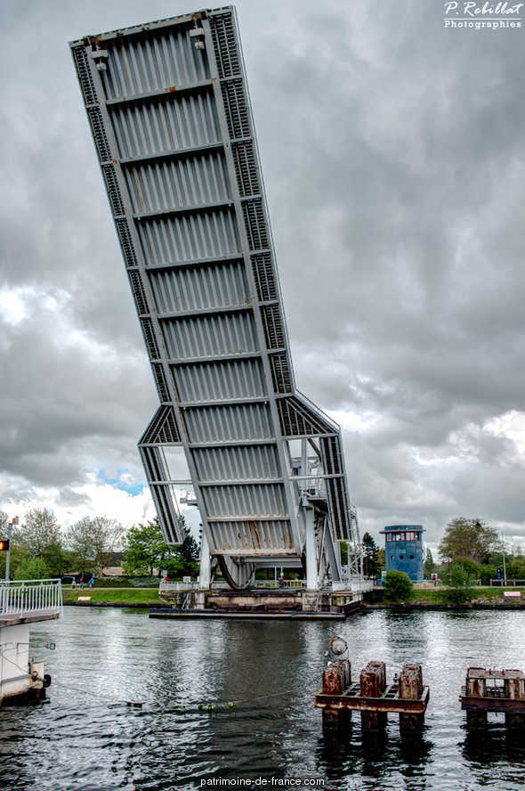 Pegasus Bridge.
