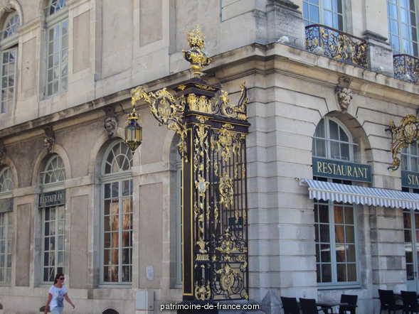 Manuel bazaille for Rue catherine opalinska nancy
