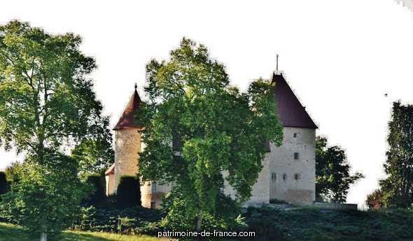 Château de la Poivrière à St sylvestre pragoulin.
