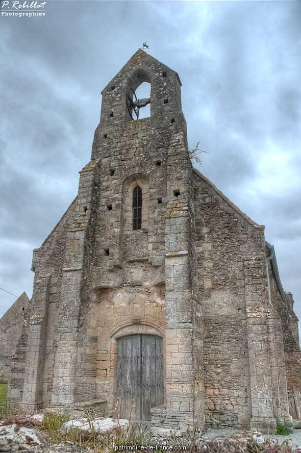 Eglise de Létanville à Grandcamp maisy.