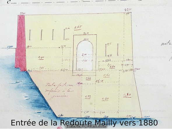 Redoute de Mailly