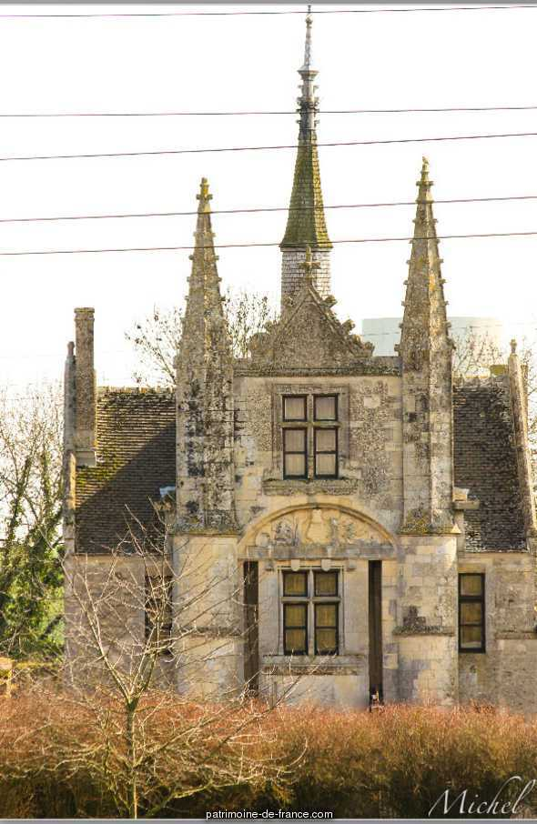 Château de Fontaine-Etoupefour