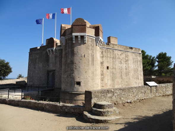 Citadel, French Heritage monument to St tropez.