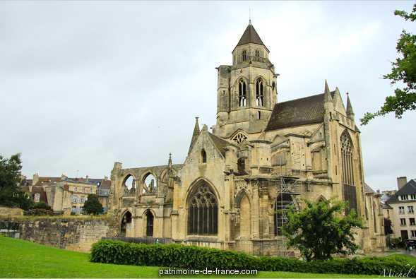 Église de Saint-Etienne-le-Vieux