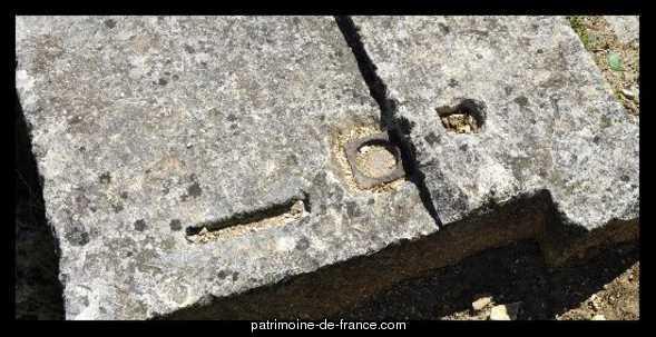 Oppidum de Vié-Cioutat (également sur commune de Mons) à Monteils.