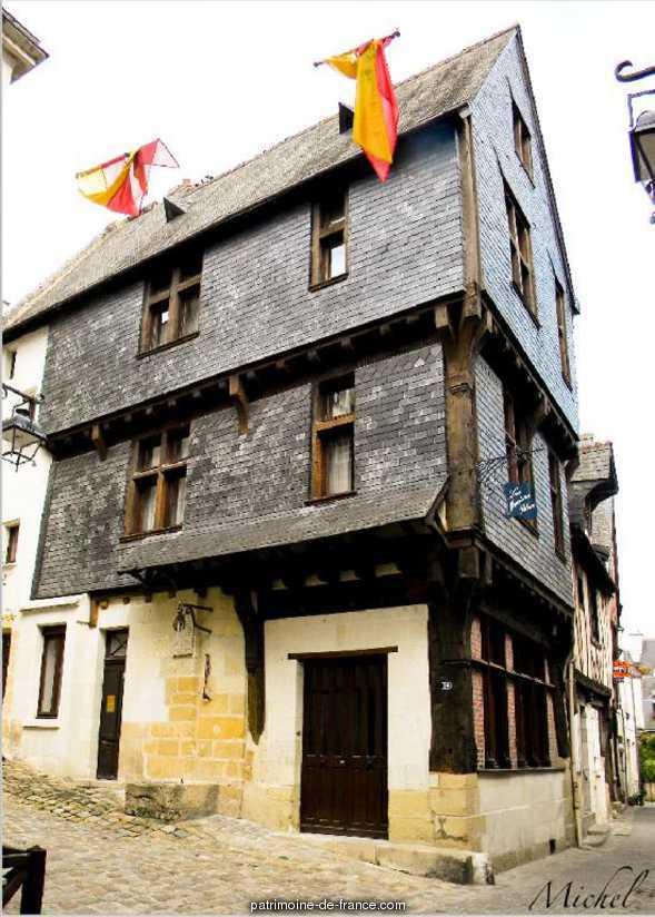 Maison 34 rue Voltaire