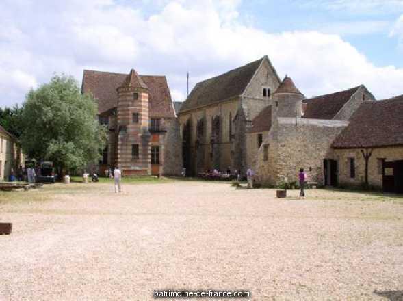 Ferme de l'Hôpital, ancienne commanderie des Templiers à Coulommiers.