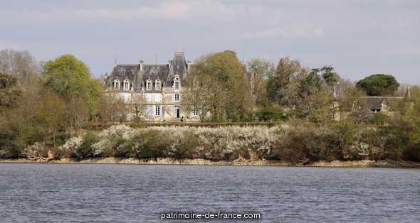 Château des Chassenon à Xanton chassenon.