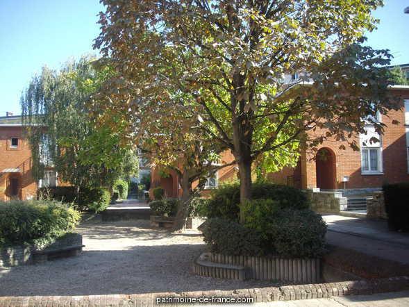 cité jardin à Champigny sur marne.
