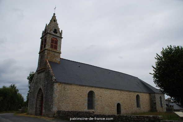 chapelle Notre-Dame-de-Locmaria et Notre-Dame-de-Beaupros