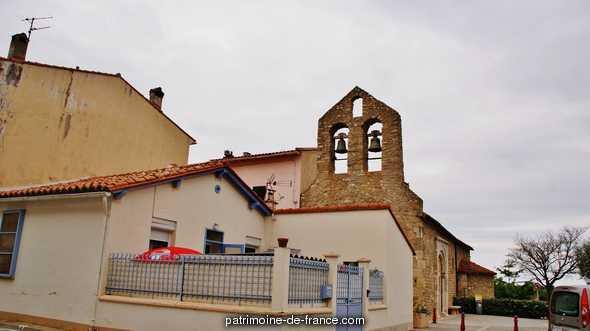 Eglise à Brouilla.