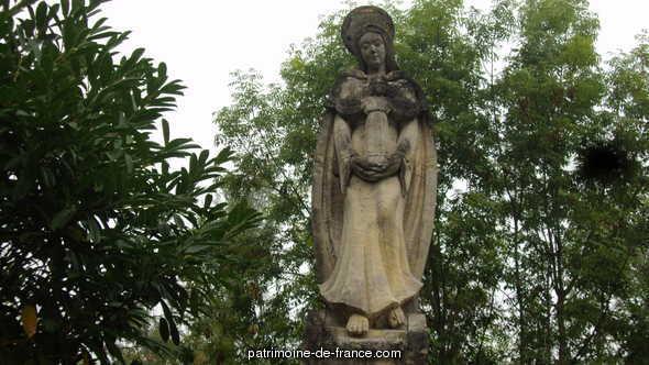 Monument Notre-Dame-du-Rupt-de-Mad, French Heritage monument to Onville.