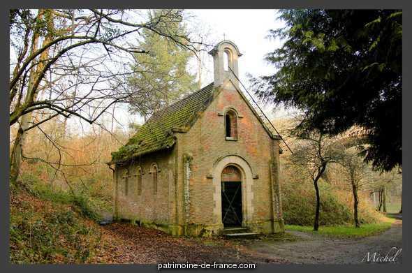 Chapelle Sainte-Anne à Grimbosq.