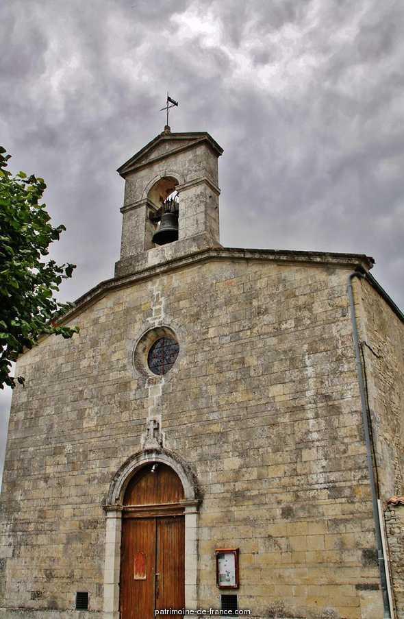 Eglise Paroissiale Saint-André à Le gue d allere.