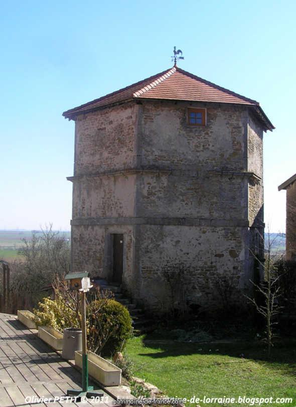 demeure (tour) dite château et tour des Templiers