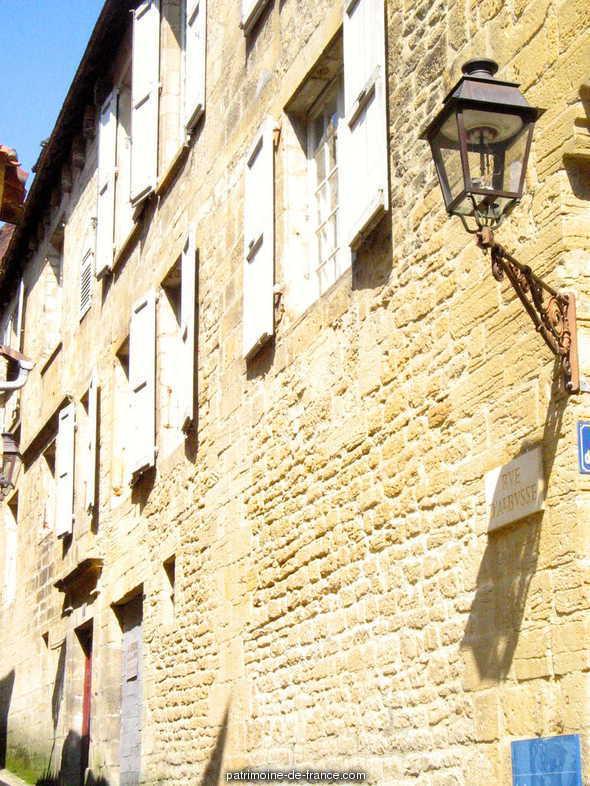 Maison 5 rue d'Albusse à Sarlat la caneda.