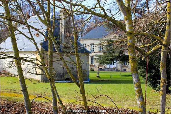 Château  lieu dit Fierville