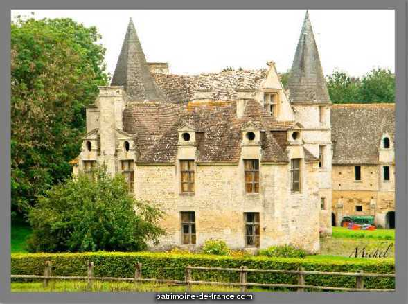 Manoir de Quilly (château de Quilly)