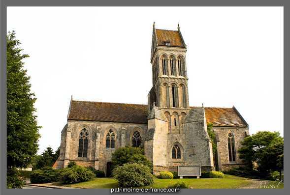 Eglise de soumont st quentin