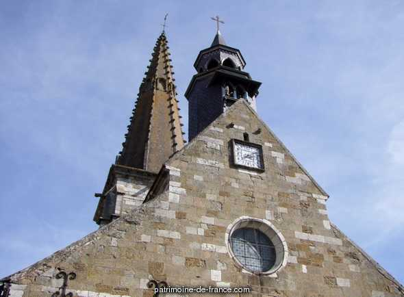 Chapel Saint Jacques, Saint Philippe, French Heritage monument to Nolay.